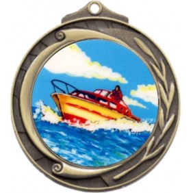 Watersports Medal M102-K143 - Trophy Land