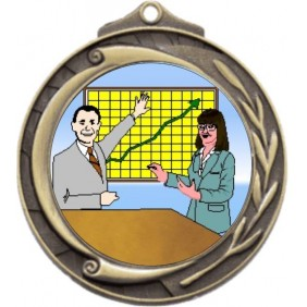 Sales Medal M102-K148 - Trophy Land