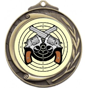 Shooting Medal M102-K153 - Trophy Land
