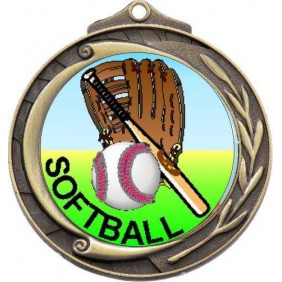 Baseball Softball Medal M102-K160 - Trophy Land