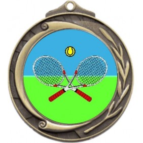 Tennis Medal M102-K172 - Trophy Land