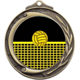 Volleyball Medal M102-K179 - Trophy Land