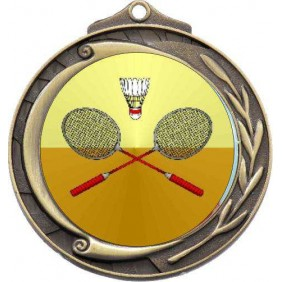 Badminton Medal M102-K23 - Trophy Land