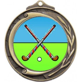 Hockey Medal M102-K96 - Trophy Land