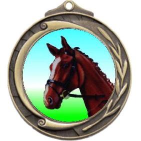 Horse Medal M102-K98 - Trophy Land