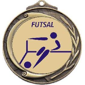 Futsal Medal M102-TLFutsal - Trophy Land