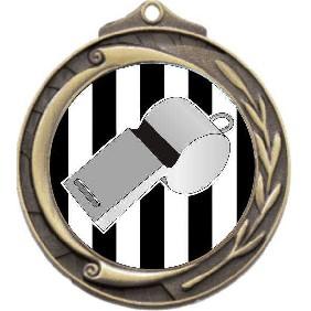 Referee Medal M102-TLRef2 - Trophy Land