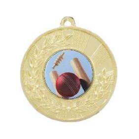 Cricket Medal M154-C401 - Trophy Land