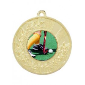 Hockey Medal M154-C441 - Trophy Land