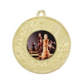 Chess Medal M154-C781 - Trophy Land