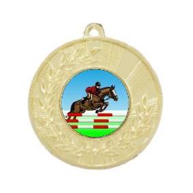 Horse Medal M154-K101 - Trophy Land