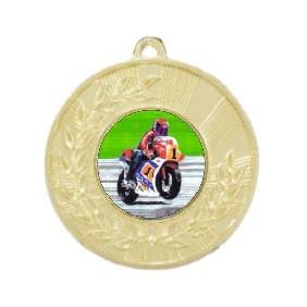 Motorsports Medal M154-K116 - Trophy Land