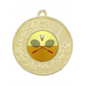 Badminton Medal M154-K23 - Trophy Land