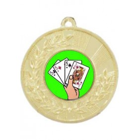 Cards Medal M154-K42 - Trophy Land
