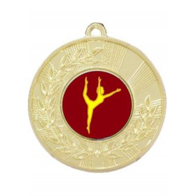 Dance Medal M154-K59 - Trophy Land
