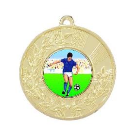 Football Medal M154-K83 - Trophy Land