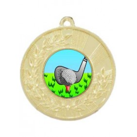 Golf Medal M154-K88 - Trophy Land