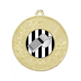 Referee Medal M154-TLRef2 - Trophy Land