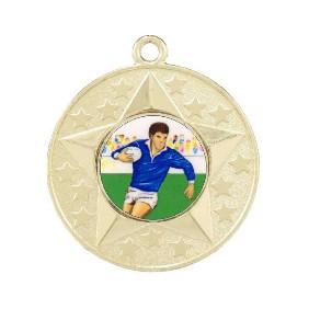 Rugby Medal M156-K139 - Trophy Land