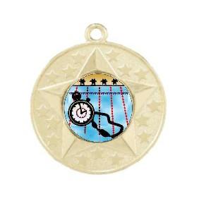 Swimming Medal M156-K165 - Trophy Land