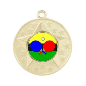 Ping Pong Medal M156-K169 - Trophy Land