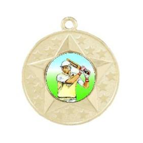 Cricket Medal M156-K48 - Trophy Land