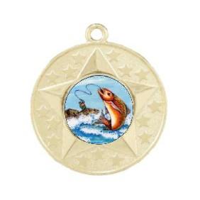 Fishing Medal M156-K77 - Trophy Land