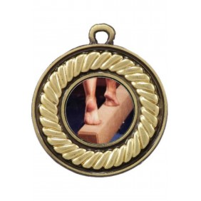 Gymnastics Medal M159-C141 - Trophy Land