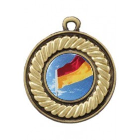 Life Saving Medal M159-C581 - Trophy Land
