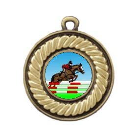 Horse Medal M159-K101 - Trophy Land