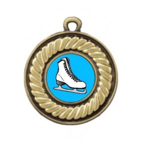 Ice Hockey Medal M159-K104 - Trophy Land