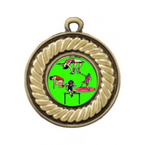Athletics Medal M159-K12 - Trophy Land