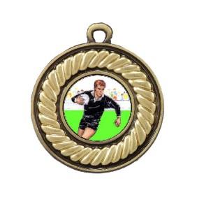 Rugby Medal M159-K138 - Trophy Land