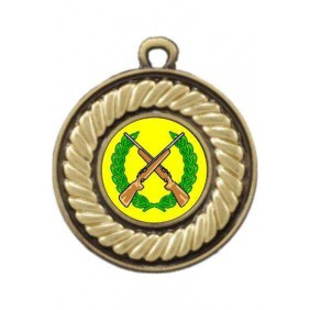 Shooting Medal M159-K154 - Trophy Land