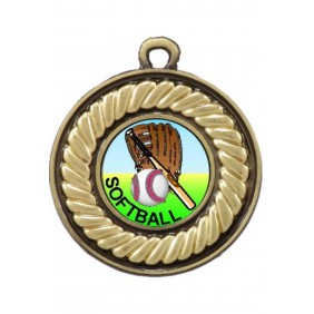 Baseball Softball Medal M159-K160 - Trophy Land