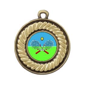 Tennis Medal M159-K172 - Trophy Land