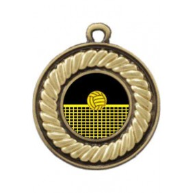 Volleyball Medal M159-K179 - Trophy Land