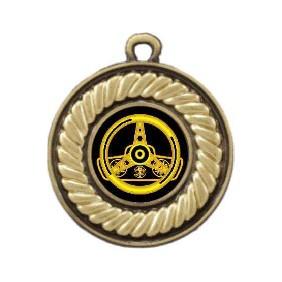 Motorsports Medal M159-K39 - Trophy Land