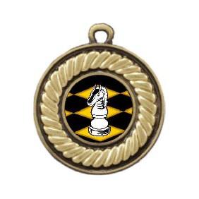 Chess Medal M159-K45 - Trophy Land