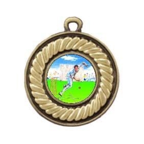 Cricket Medal M159-K49 - Trophy Land