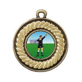 Football Medal M159-K85 - Trophy Land