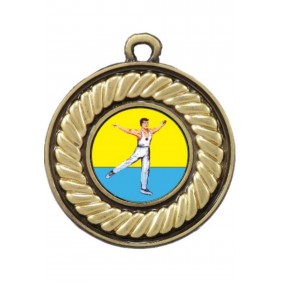 Dance Medal M159-K94 - Trophy Land