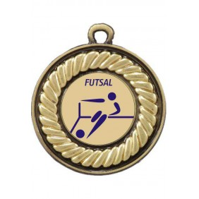 Futsal Medal M159-TLFutsal - Trophy Land