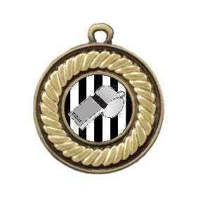 Referee Medal M159-TLRef2 - Trophy Land