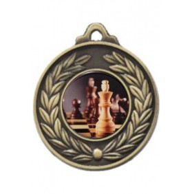 Chess Medal M160-C781 - Trophy Land