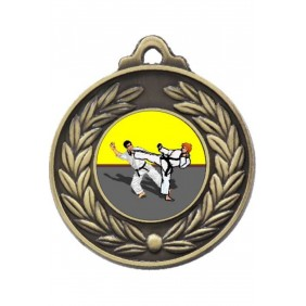 Combat Sports Medal M160-K112 - Trophy Land