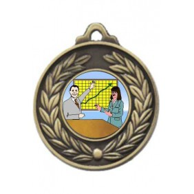 Sales Medal M160-K148 - Trophy Land