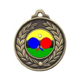 Ping Pong Medal M160-K169 - Trophy Land