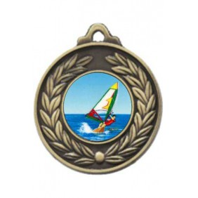 Watersports Medal M160-K184 - Trophy Land