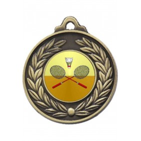 Badminton Medal M160-K23 - Trophy Land